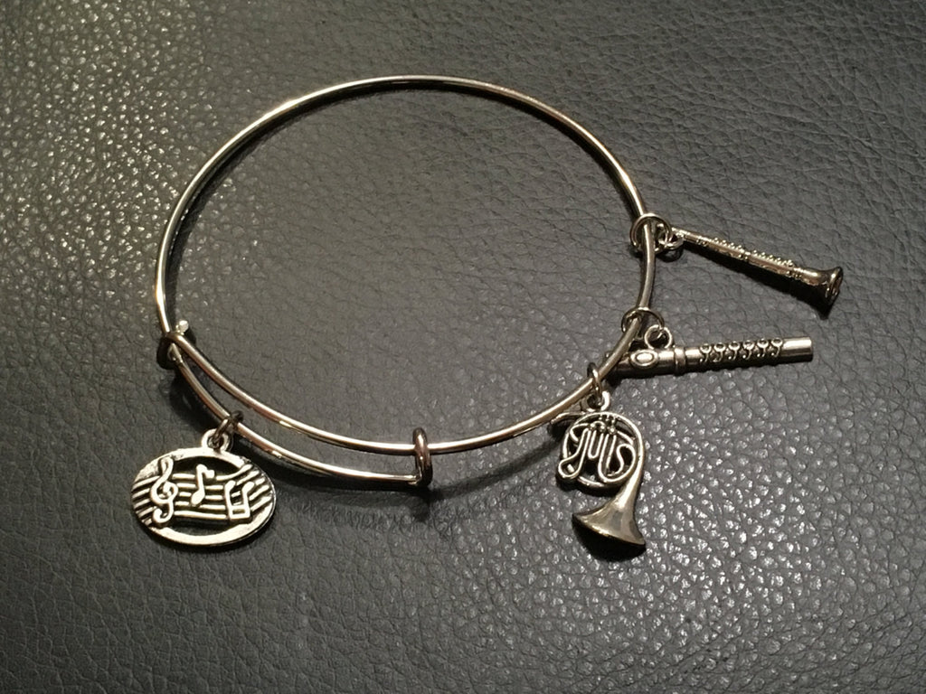 Music Fan Bangle