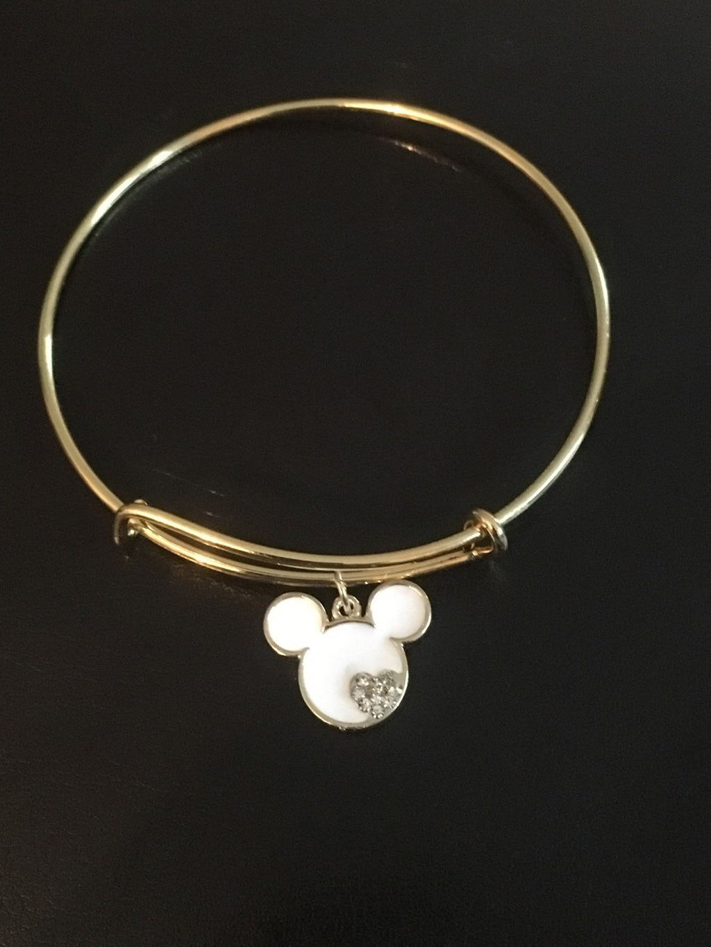 Simple Beauty Mickey Mouse Inspired Bangle