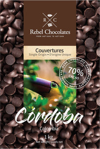 Colombia Cordoba Dark 70%