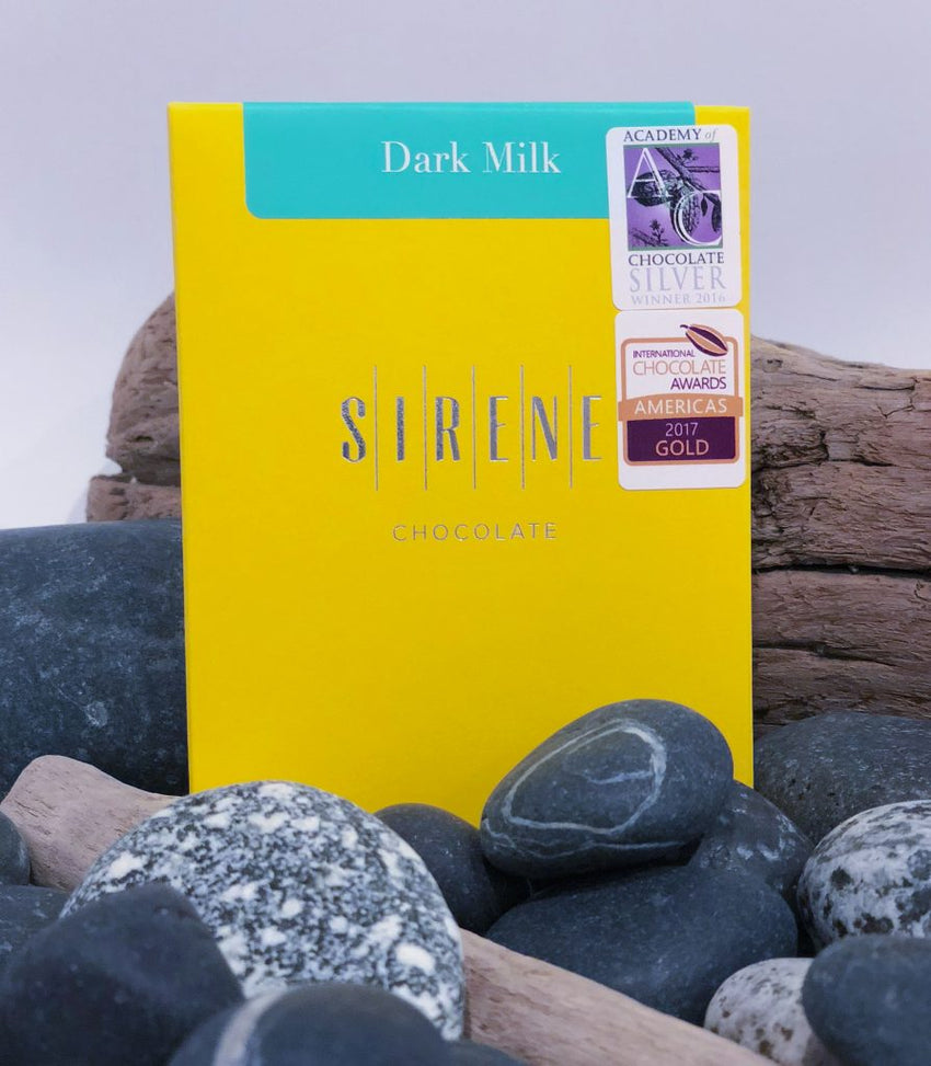 Sirene Chocolate - Dark Milk - 65%