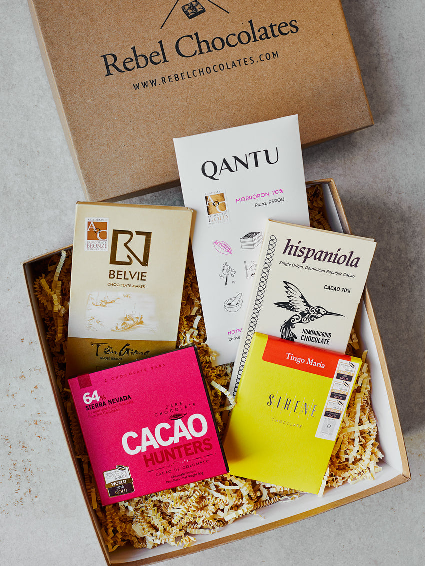Bundle 1 - Chocolate Craving Rescue Kit ($50 Value)