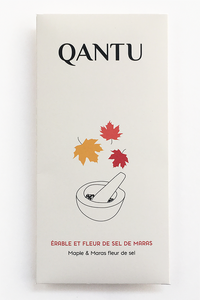 Qantu Maple and Fleur de Sel