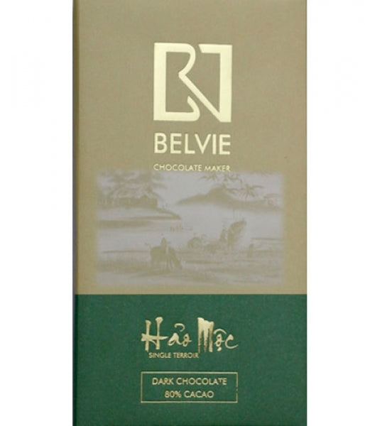Belvie Single Terroir - Ha Moc Dark 80%