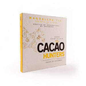 Cacao Hunters Colombian Chocolate - Magdalena Heirloom Dark 71%