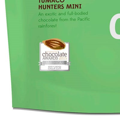 Cacao Hunters Colombian Chocolate - Tumaco Dark 70% Minis