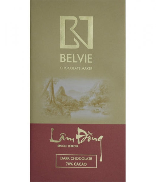 Belvie Single Terroir - Lam Dong Dark 70%