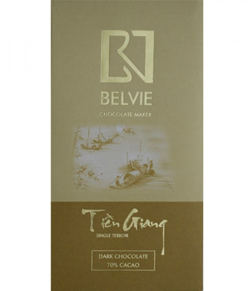 Belvie Single Terroir - Tien Giang Dark 70%
