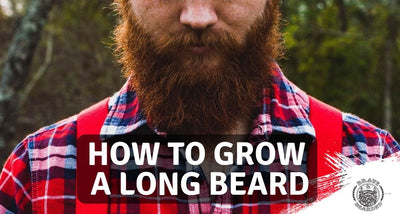 Want to grow a long beard? You have to read this!
