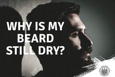 Beard is still dry after using beard products? Read this!