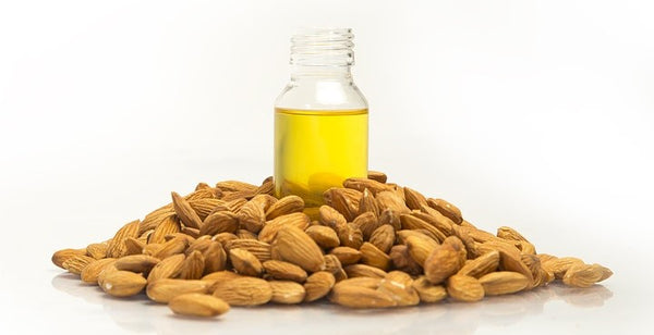 Almond oil for beard oil