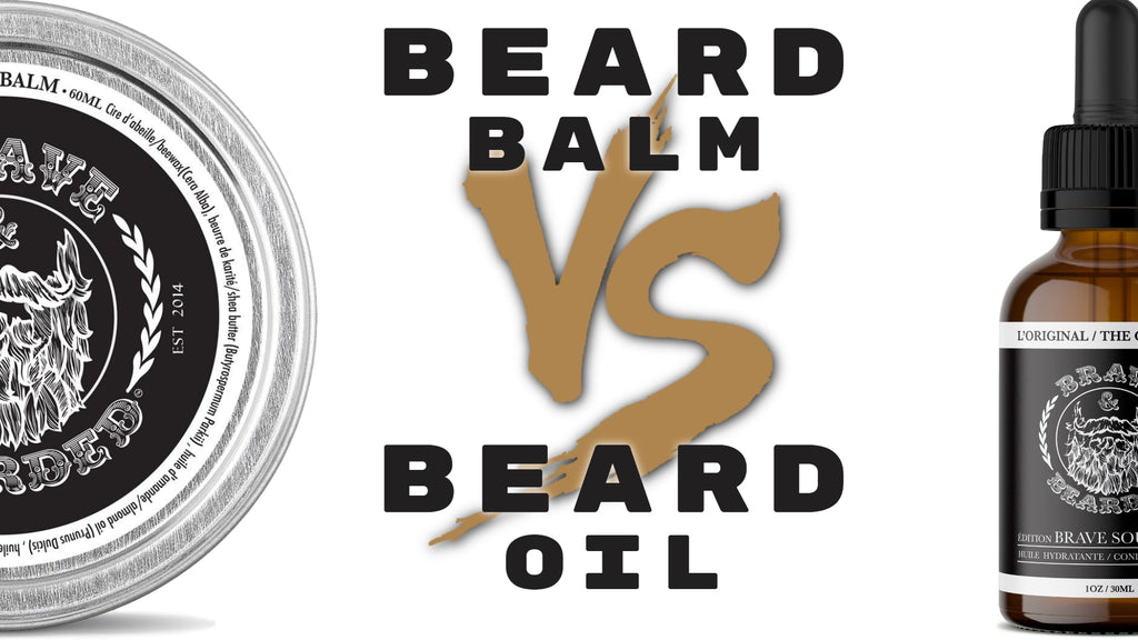 The Difference Between Beard Balm and Beard Oil