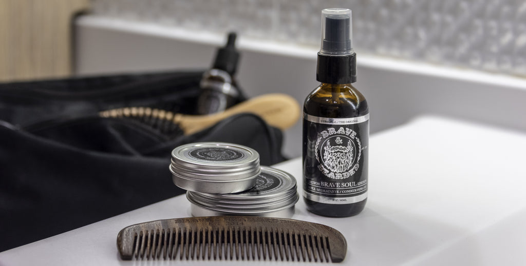 Useful beard products for beard growth