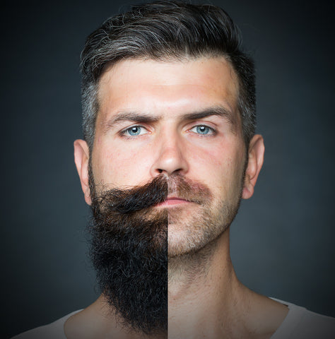 How to get facial hair to grow slower