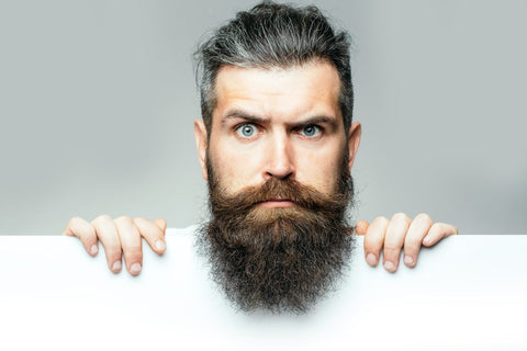 Does shaving make your facial hair grow back thicker