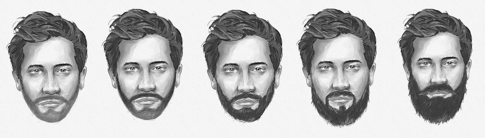 4 Beard Growth Stages You Should Know About - Are You