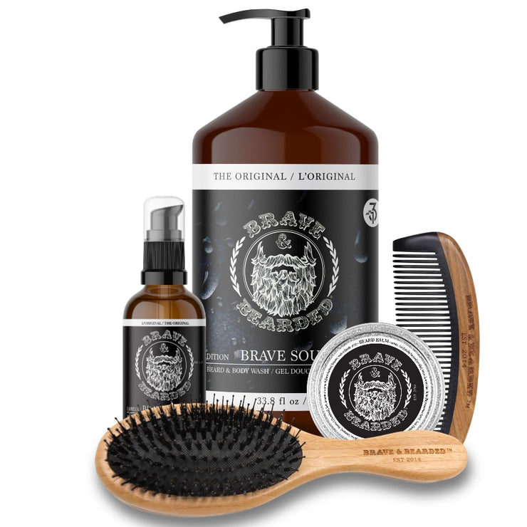 Long Beard Kit