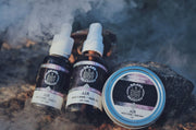 Brave & Bearded Unscented Beard Oil 30ml and 60ml and Beard Balm