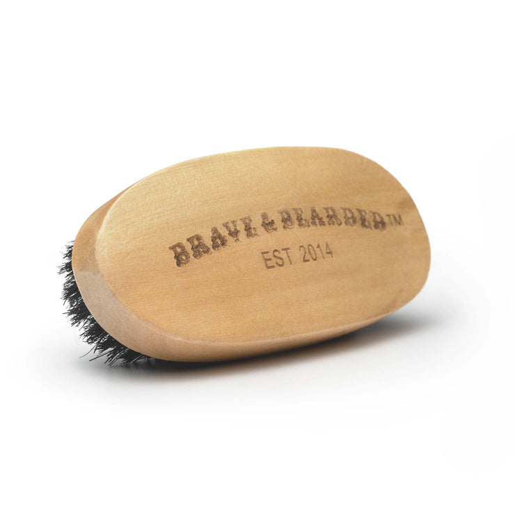Beard Brush | Boar Bristle