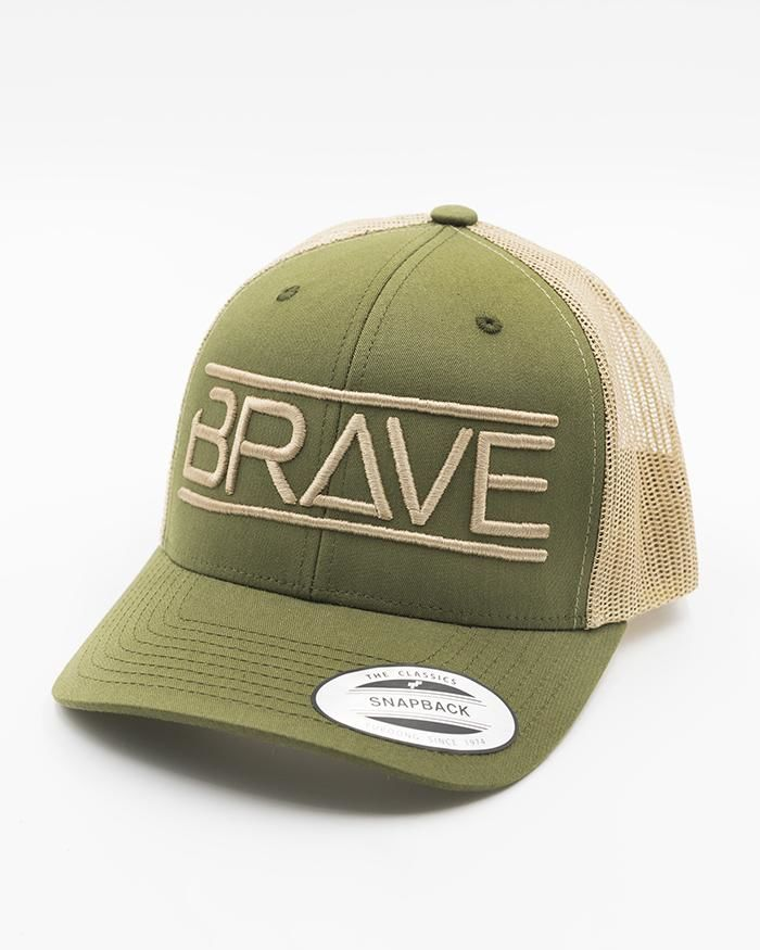 Bravenbearded trucker hat, Mesh hats, baseball cap, Bravenbearded beard products