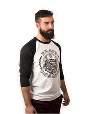 bravenbearded clothes, bravenbearded apparel, baseball t, beard baseball t, beard shirt, beard clothes, beard apparel, beard wear