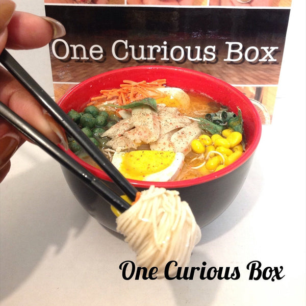 One Curious Box - Ramen