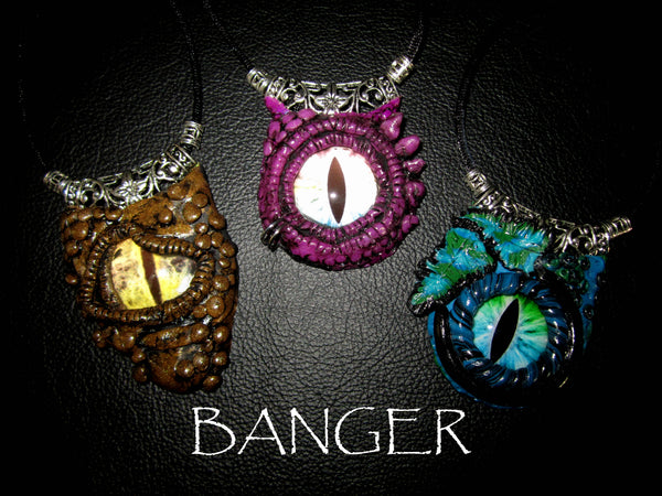 Eye Pendants