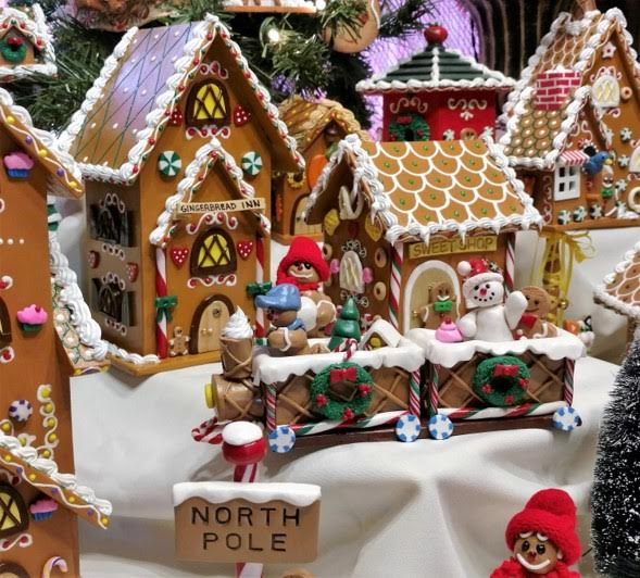 Gingerbread House Embellishments