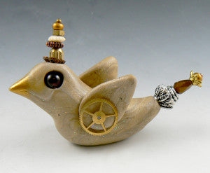 Steam Punk Birds (Christi Friesen)