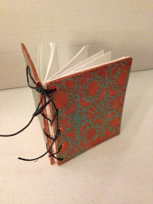 Sculpey Book with Embossed Covers (Kari McKnight- Holbrook)