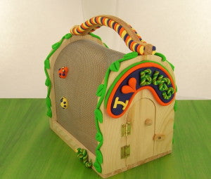 Sculpey III Bug House (Amy Koranek)