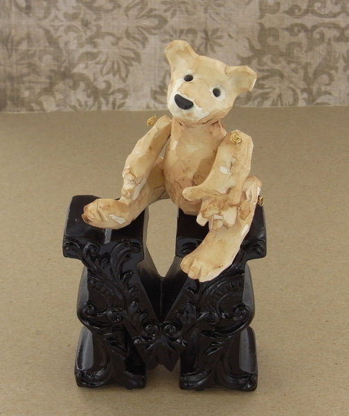Ultralight Carved Bear (Christi Friesen)