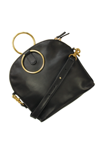 Otaat / Myers Collective Ring Satchel Black