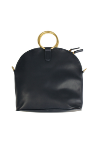 Otaat / Myers Collective Ring Satchel Navy