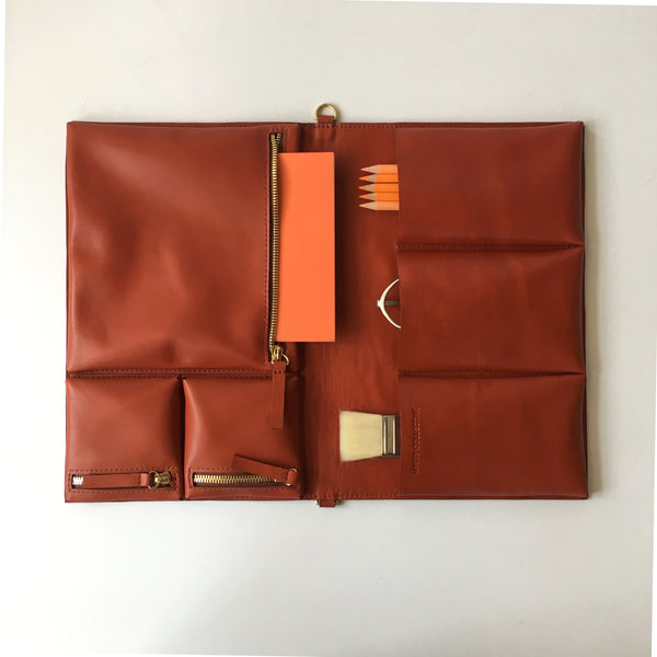 Myers Collective Poche Clutch