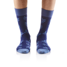 Yo Sox Airborne Men's Crew Socks 411912