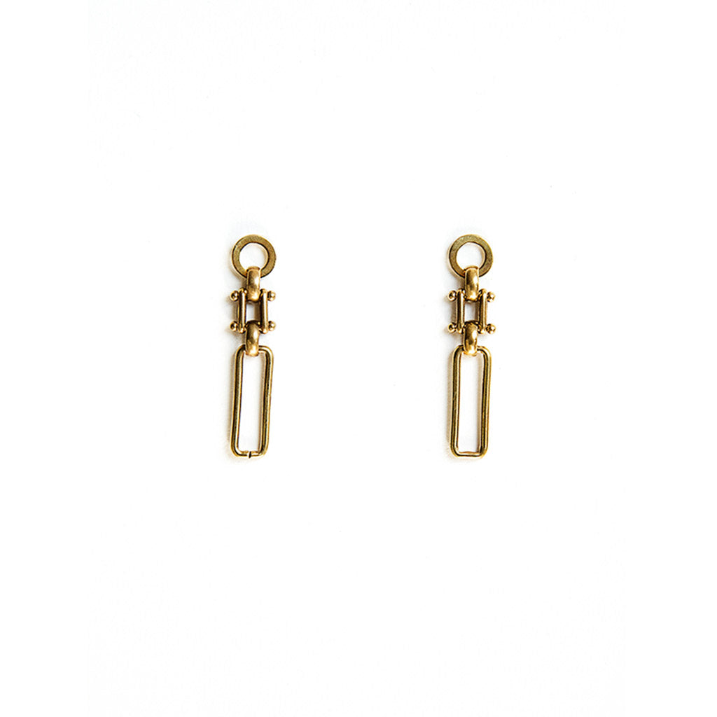 Michelle Ross Ali Earrings CE04