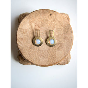 Michelle Ross Azura Opal Earrings RE17