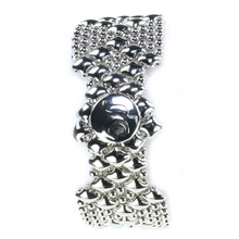 Liquid Metal B4-N Chrome Bracelet
