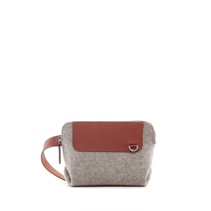 Graf Lantz Bedford Granite Sienna Belt Bag 137.5343GS