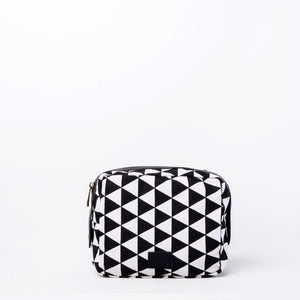 Uppdoo Black Origami Mingle Classic Pouch