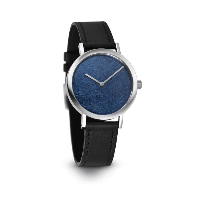 Pierre Junod Blue Leaf Watch