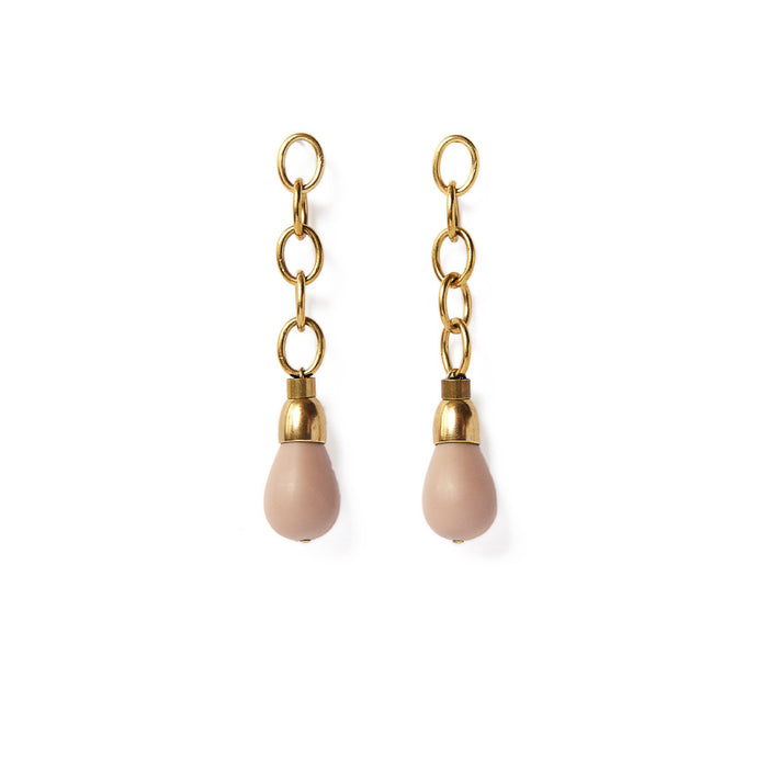 Michelle Ross Cay Mauve Earrings LE23