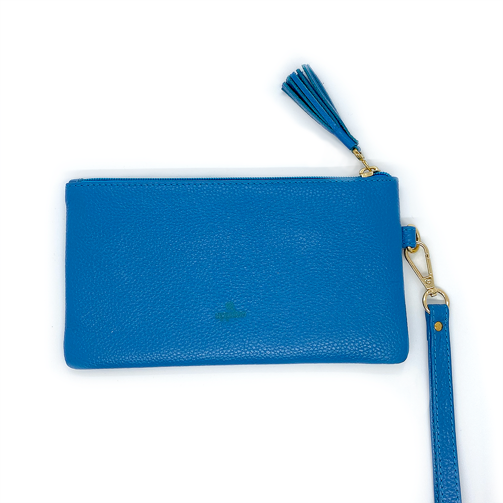 Uppdoo Cheer Clutch Sky Blue