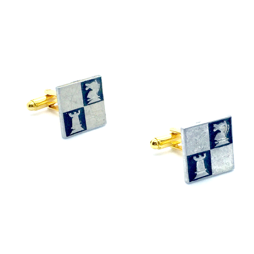 Cuff Stuff Chess Cufflinks CU0CS1