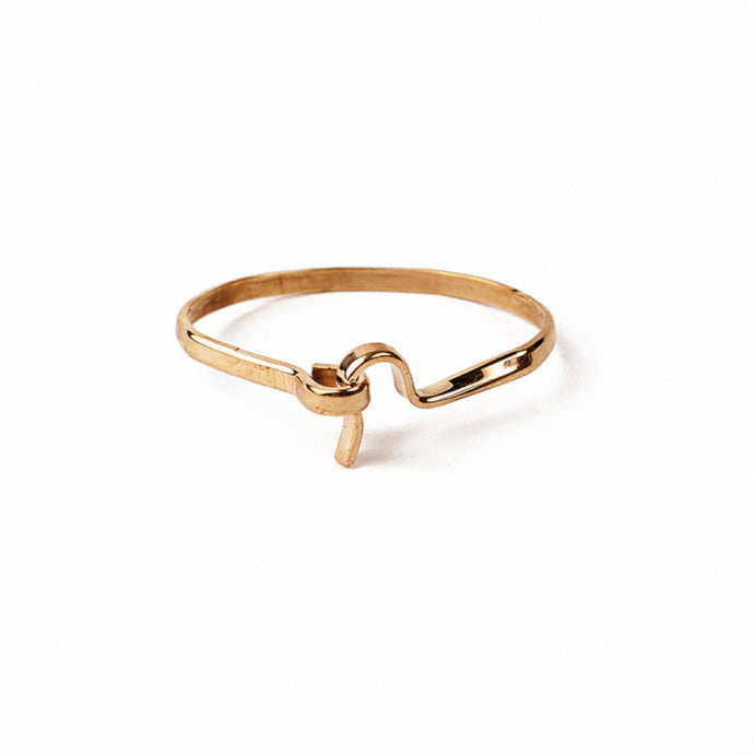 Michelle Ross Chloe Hammered Bracelet CB05