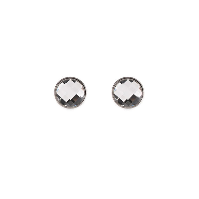 COEUR DE LION Clear Crystal Studs 0085/21-1800