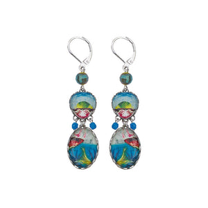 Ayala Bar Clear Coast Avryl Earrings R1053