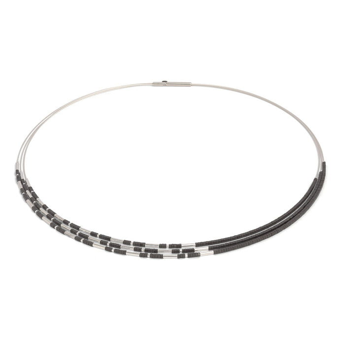 Bernd Wolf Clini Hematite Necklace 85233274