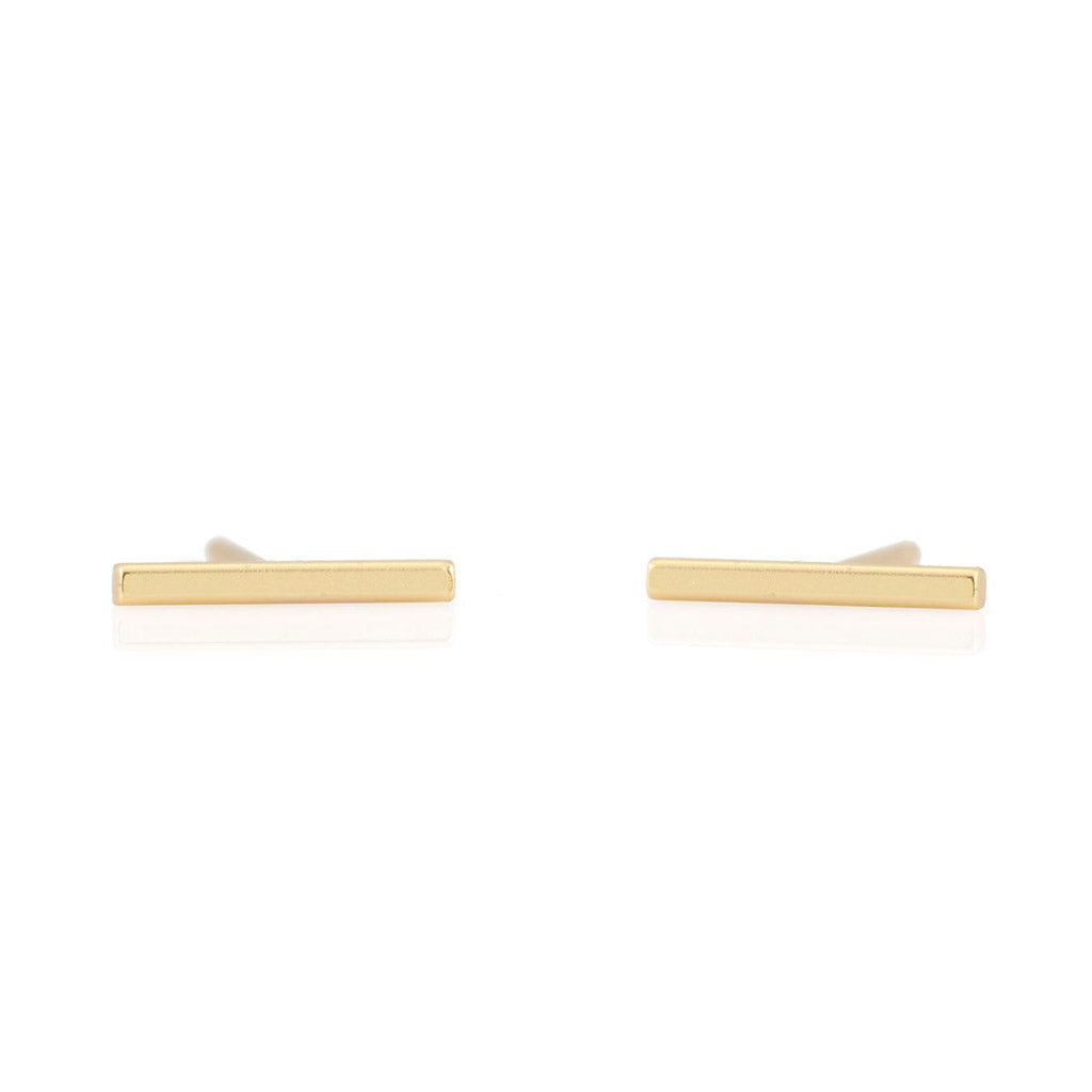 Kris Nations Dash Studs Gold E424-G