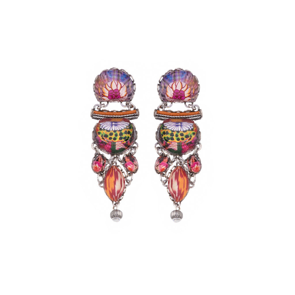 Ayala Bar Electric Ladyland Pegasus Earrings R1253